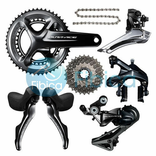 New Shimano Dura Ace R9100 Full Groupset Group set 11-25 28T 50 34 53 39