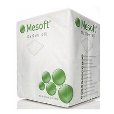 Mesoft Swab 10x10cm Alternative To Cotton Gauze,High Absorption Capacity,Soft