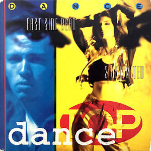 East-Side-Beat-2-Unlimited-CD-Single-Top-Dance-Mini-Limited-Edition-Promo