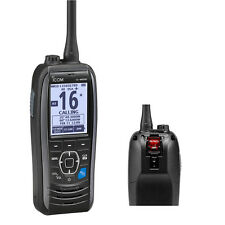 Icom HandHeld VHF Marine Transceiver w/GPS & DSC Built-In M93D
