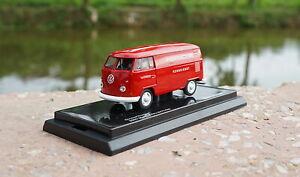 1-64-scale-volkswagen-t1-autobus-Porsche-version-DIECAST-Car-Model-Collection-Toy