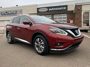 2018 Nissan Murano AWD SL REDUCED $3800