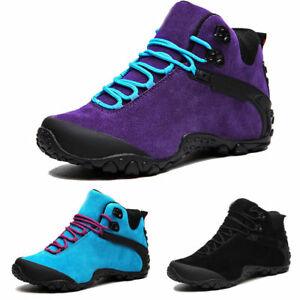 Womens-outdoor-shoes-hiking-best-Genuine-Leather-waterproof-camping-running-5-5