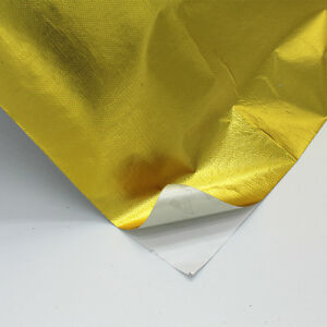 Gold Reflective Sheet For Car Firewall Hood Heat Shield Barrier 20'' x 20'' new