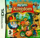 MySims Kingdom (Nintendo DS, 2008) - European Version