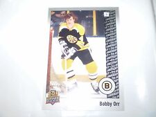 2014  UPPER DECK HOCKEY  25TH ANNIVERSARY BOBBY ORR  173/250