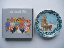 Heinrich Villeroy & Boch UNICEF Kinder der Welt Nr. 6 Grönland + OVP (Nr. 2-6-2)