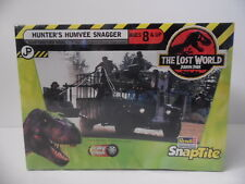 NEW 1997 JURASSIC PARK Lost World HUNTER'S HUMVEE SNAGGER Model Kit 1:25 Scale