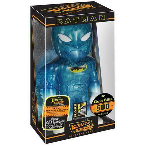 Batman Hikari Ice Freeze, Limited To 500 Pieces, SDCC Exclusive