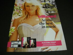 MIRANDA-LAMBERT-wants-you-to-Access-The-Best-Music-original-PROMO-POSTER-AD