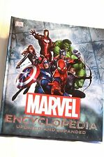 Marvel Encyclopedia Updated and Expanded!!!