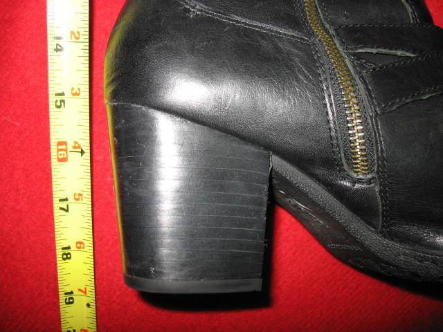 Born, para mujer botas altas todas -15  todas altas las condiciones meteorológicas, Tamaño  9, Color  Negro, Nuevo, Valor   25 a337c3