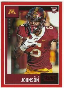 Tyler Johnson Rc 2020 Score Football Red Parallel Retail Minnesota Buccaneers Ebay
