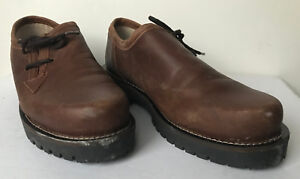 Shoes Leather 5 Lace Traditional 6 German Brown Angermaier Oxford Haferlschuh up UwCtOTv8qx