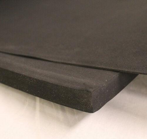 Zellkautschukplatte EPDM 8mm2000x1000mm Zellkautschuk Dichtung Wärmeschutz