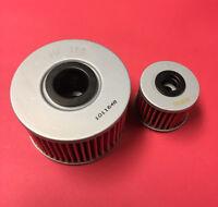 Honda Sxs1000 Pioneer 1000 Engine & Dct Transmission Oil Filter Set Hf114 Hf117