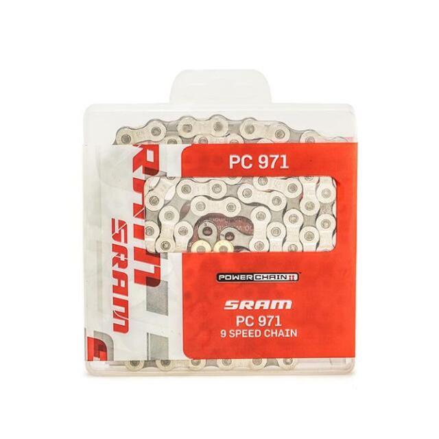 Sram PC-971 9 Speed Chain Silver/Grey