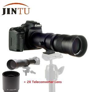 420-1600-mm-f-8-3-Teleobjectif-2X-Teleconvertisseur-lentille-pour-NIKON-D800-D750-D610-D90