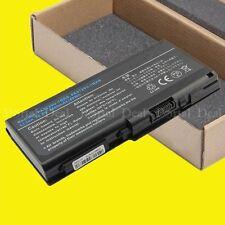 Laptop Battery for Toshiba Qosmio 90LW 97K 97L G60 G65 G65W PA3729U 5200Mah 6C