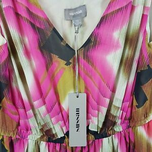SUSSAN-Womens-Maxi-Print-Dress-NEW-Size-AU-12