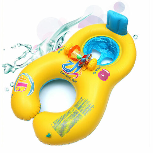 Play Swimring Swimming Ring for Baby /& Mom Swimming pool bath etc