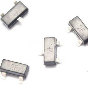 50PCS X ON NSS40200LT1G SOT-23 SOT-23-3 PNP,-40V,-2A Transistors