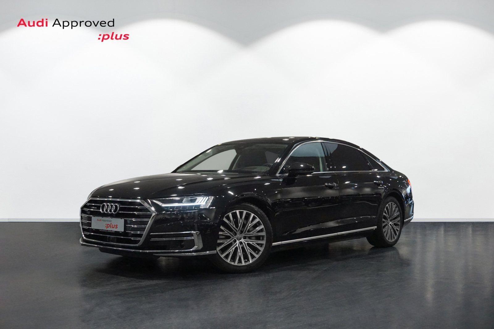 Audi A8 55 TFSi quattro Tiptr. lang 4d - 2.000.000 kr.