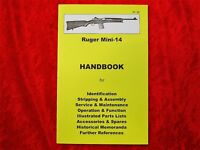 Ruger Mini-14 And Mini-30 Handbook Assembly/disassembly-parts List-maintenance