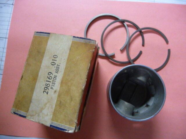 Nuevo conjunto de pistón Briggs & Stratton parte   298169 Number