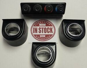 Details about GEN 2 VINTAGE AIR Rotary 4-Knob CONTROLLER W/ UNDER DASH VENT  KIT