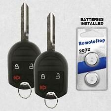 2 For 2007 2008 2009 2010 2011 2012 2013 2014 2015 Ford Edge Car Remote Key Fob