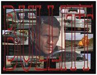 Bullitt Fridge Magnet 1. 4 X 5.steve Mcqueen.....free Shipping
