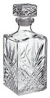 Fancy Liqueur/ Liquor/ Whisky/ Whiskey Glass Bottle & Decanter, Elegant Design