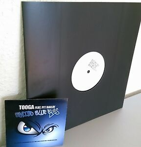 Tooga-feat-Pit-Bailay-Behind-Blue-Eyes-12-034-Vinyl-Black-Label-incl-Remix