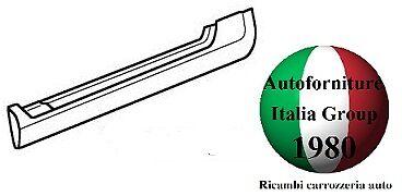 SOTTOPORTA IN LAMIERA ESTERNO EST SINISTRO SX FIAT 126 BIS 73/>91 1973/>1991