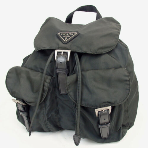 Authentic PRADA  Backpack · Daypack Nylon[Used]