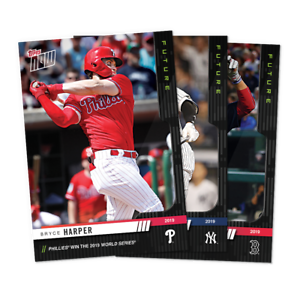 2019-Topps-NOW-Future-World-Series-YOU-PICK-CARD-WIN-ACUNA-LIST-UPDATED