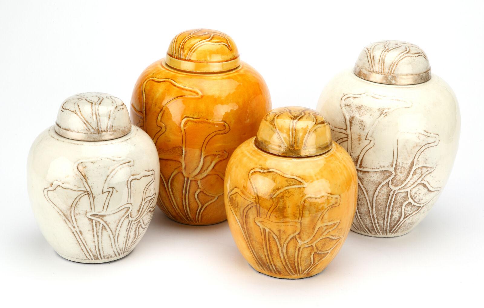 Urna Cremazione per Ceneri - Hampstead Giglio - Molti Coloreei - Speciale