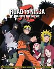 Naruto Shippuden Road to Ninja The Movie 6 - 4 Dis (2014 Region a Blu-ray New)