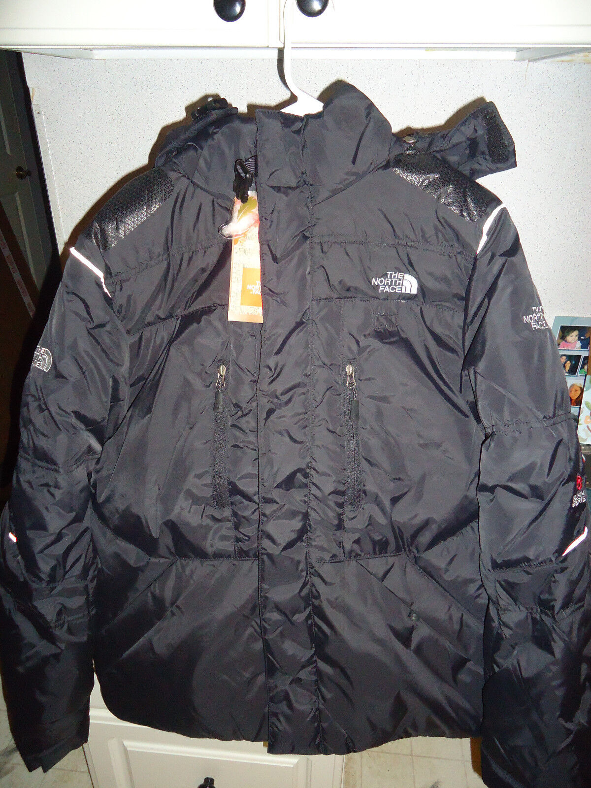 THE NORTH FACE FACE FACE HIMALAYAN 800 FILL DOWN INSULATED PARKA Herren X-LARGE (XL) 649 c07e56