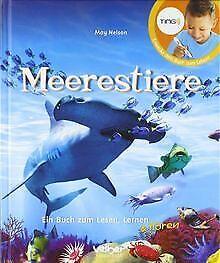TING-Meerestiere-Ein-Buch-zum-Lesen-Lernen-und-Hoeren-Buch-Zustand-gut