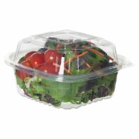 Eco-products Takeout Clear Clamshell Deli Containers - Ecoeplc6 on sale