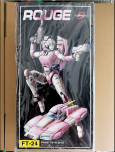 Deformation toys  Fans Toys FT-24 red G1 Arcee action film