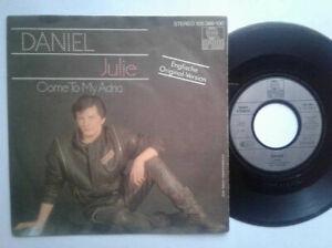 Daniel-Julie-7-034-Vinyl-Single-1983-mit-Schutzhuelle