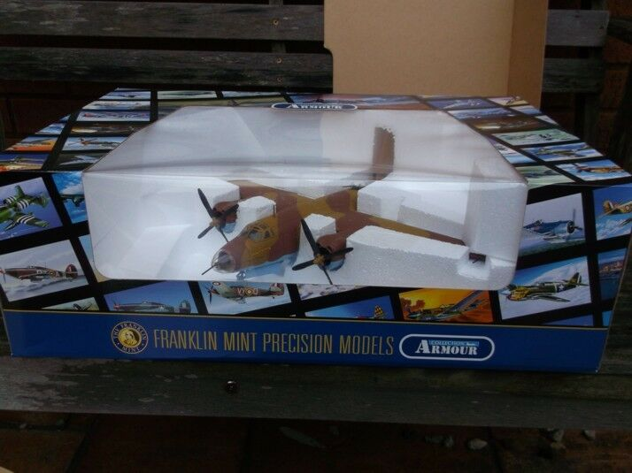 FRANKLIN MINT B26 Marauder Dominion Revenge NEW MINT IN BOX