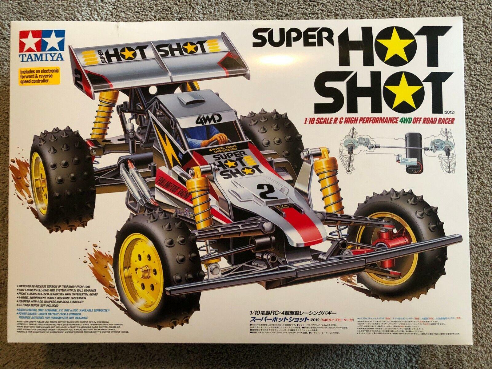 Tamiya 58054 Super Shot//Super Hotshot 9335639//19335639//0445059//50275 Underguard