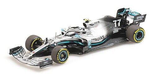 Minichamps - Mercedes Petronas Motorsport F1 W10 Eq Power Bottas 2019 1 43
