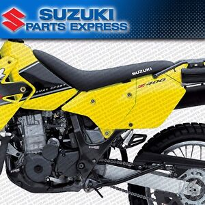 Wondrous Details About New 2006 2018 Dr Z400 Drz 400 Dr Z Genuine Oem Suzuki Low Gel Seat 99950 62175 Pabps2019 Chair Design Images Pabps2019Com