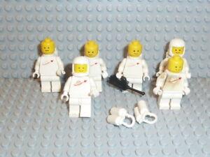 1546 # Lego Figur Zubehör Hammer new Grau