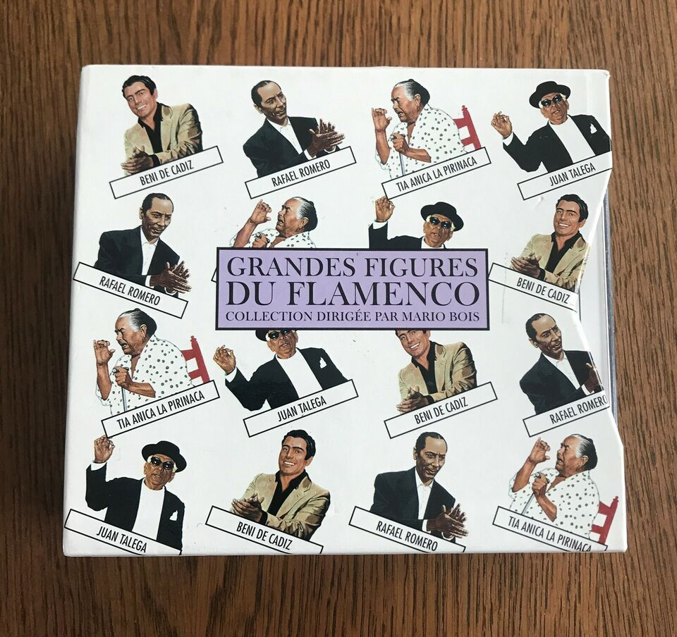Så er der flamingo: Grandes figures du flamingo., andet